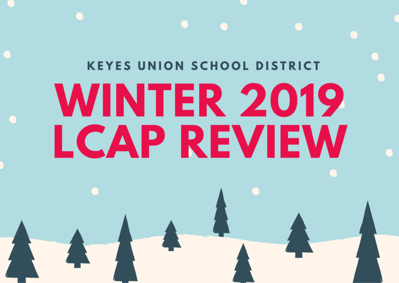LCAP WINTER REVIEW FLYER