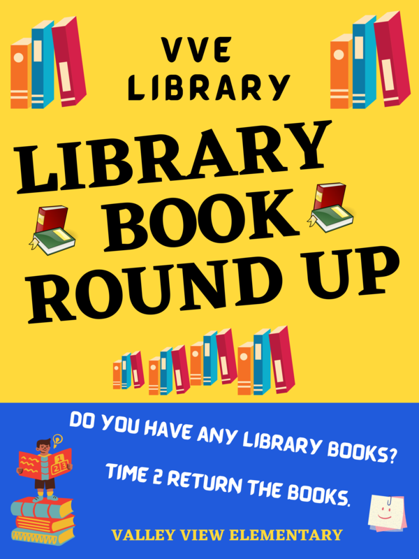 LIBRARY BOOK ROUND UP Thumbnail Image