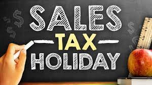 MS Sales Tax Holiday
