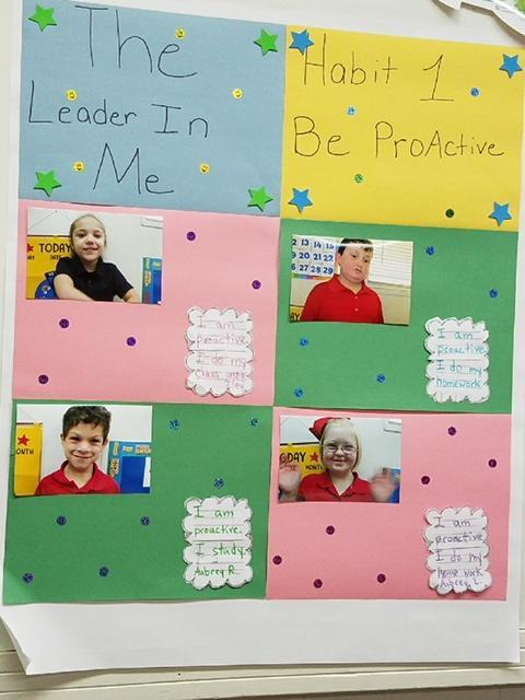 Leader In Me Activity