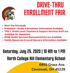Enrollment fair image