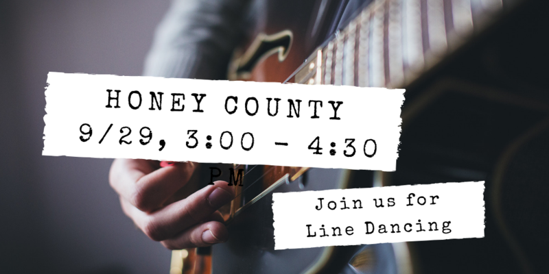 Honey County & Line Dancing Featured Photo