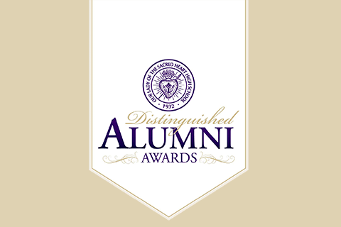 logo for OLSH Distinguished Alumni Awards