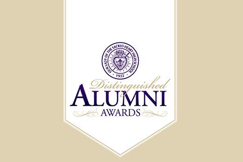 logo for OLSH Distinguished Alumni Awards