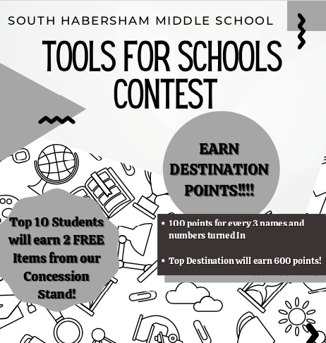 Tools for Schools Contest