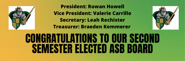 ASB Elected board