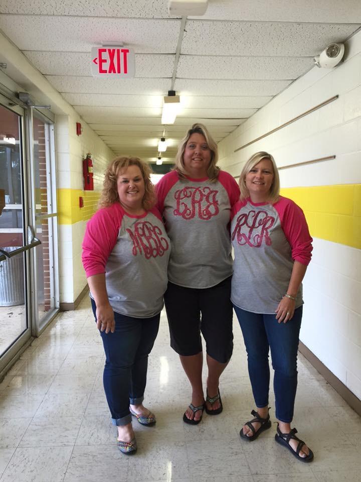 Mrs. Blankenship, Mrs. Rowland, Mrs. Livesay