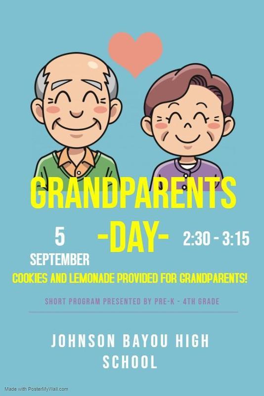 GRANDPARENTS DAY PRESENTATION Thumbnail Image