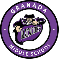 Granada Middle School Logo