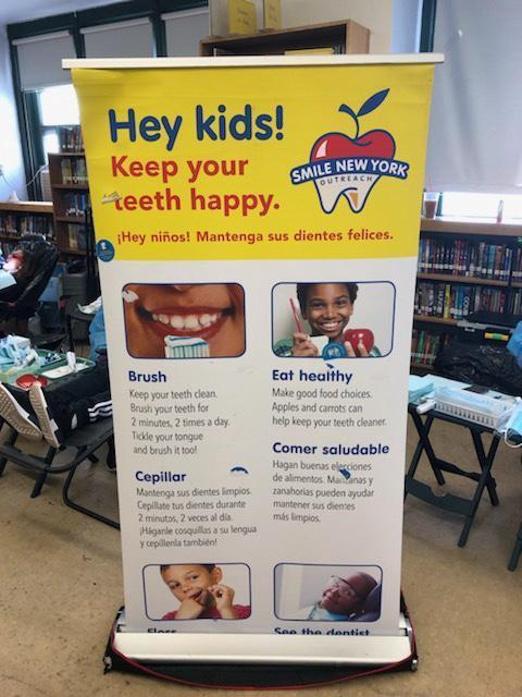Smile NY Dental Program at Cavallaro
