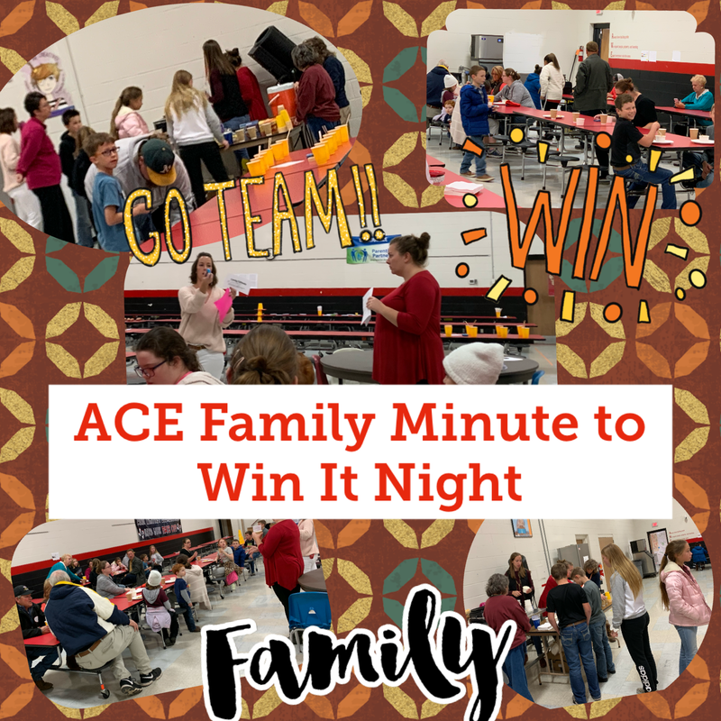 ACE and HJH Host Parent Night Thumbnail Image