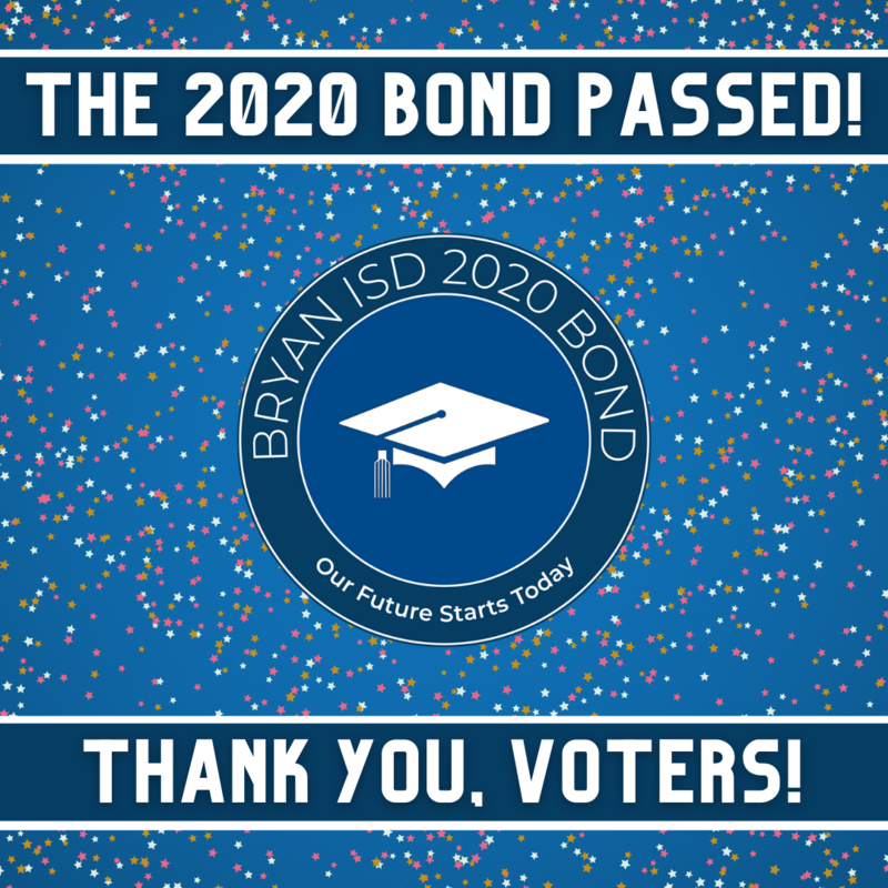 2020 Bond Approved