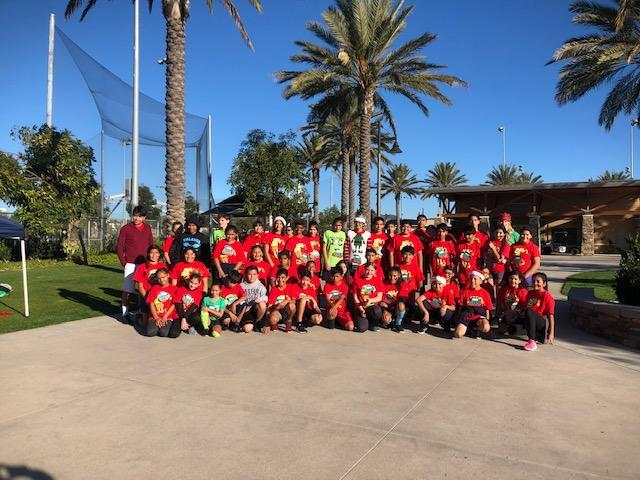 Valadez Cross Country - Elf Yourself 5K