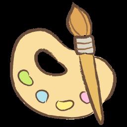 Art Painting Symbol