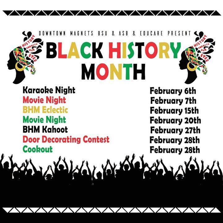 Black History Month Flyer Featured Photo