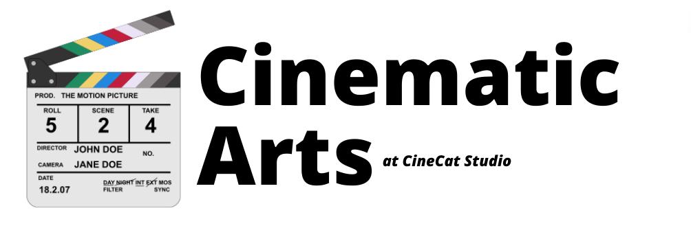 Cinematic  Arts Button