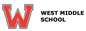 West Middle School Logo