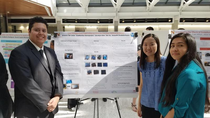 New Tech High Scholars Present at NASCENT Fellows Program Thumbnail Image
