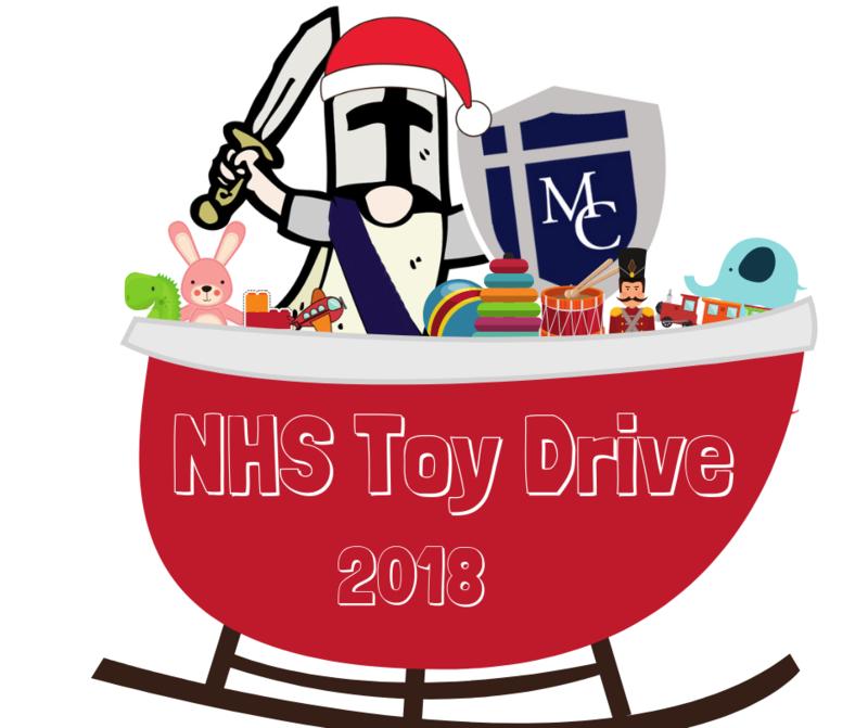NHS Toy Drive Thumbnail Image