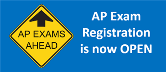 ap exam registration is now open