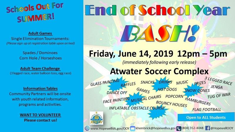 End of Year Bash