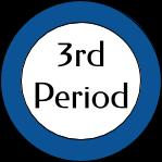 3rd period