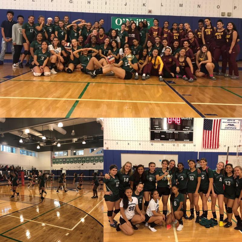 Maspeth High School Retains Community Volleyball Cup Featured Photo