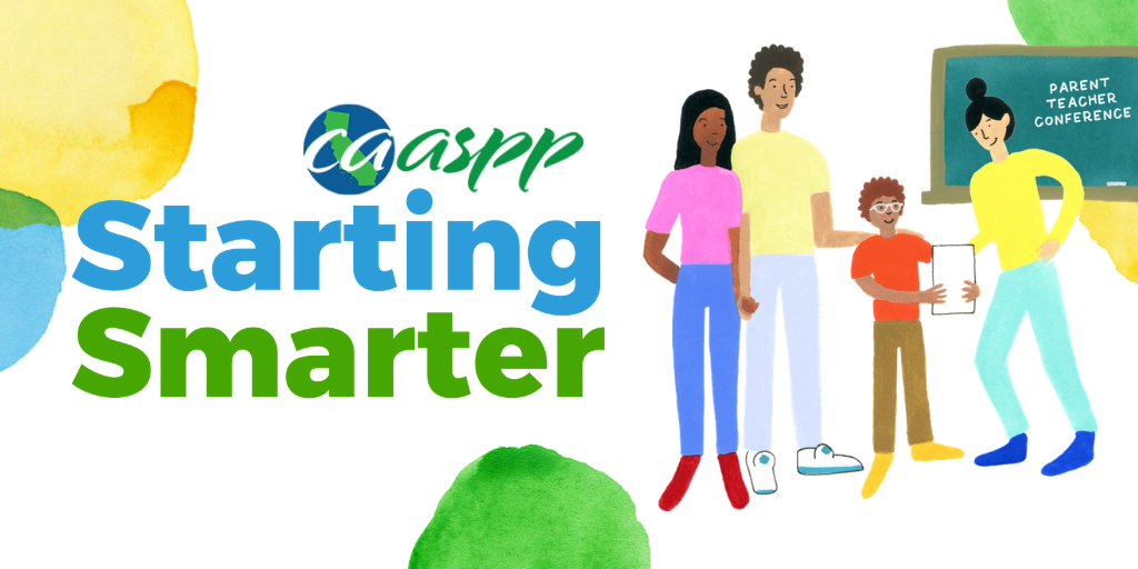 Image for CAASPP Starting Smarter