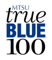 True Blue 100