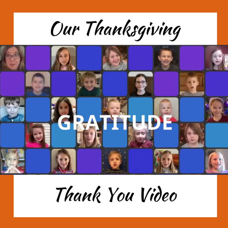 Heritage thank you video