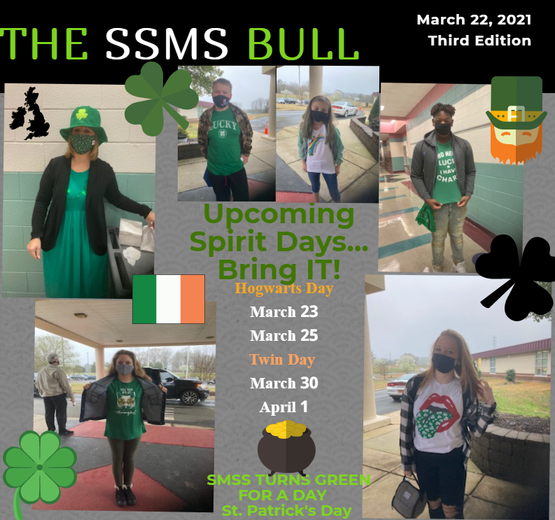 SSMS School Newspaper Featured Photo
