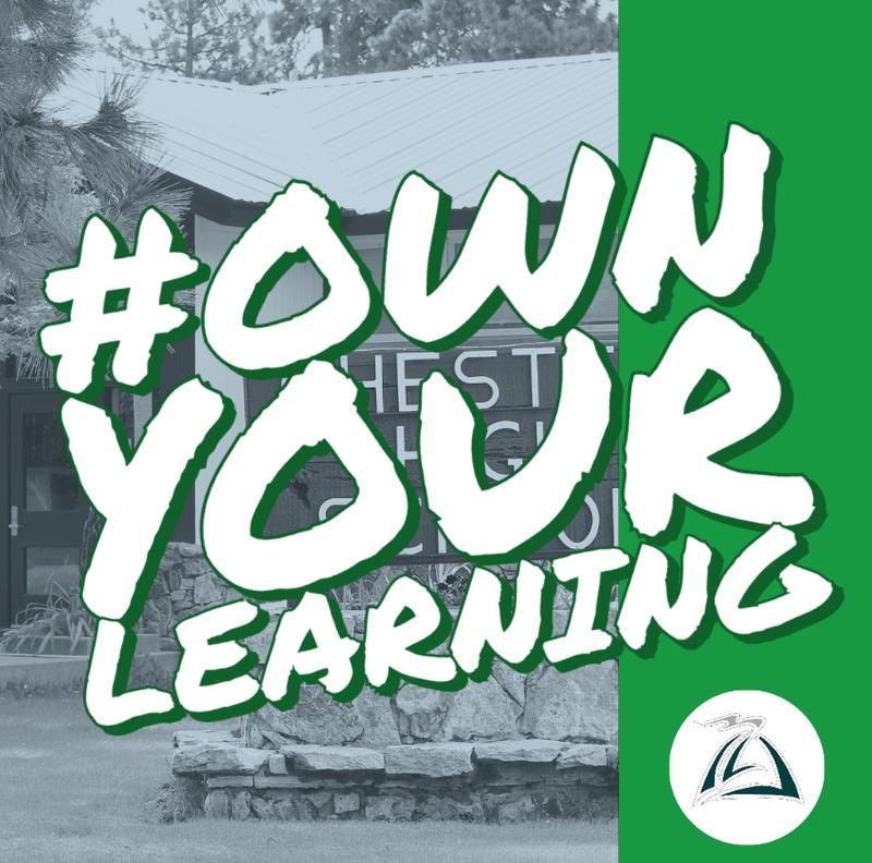 #ownyourlearning