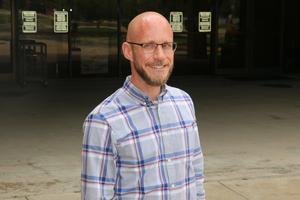 Mr. Basche the new Principal in fall 2021