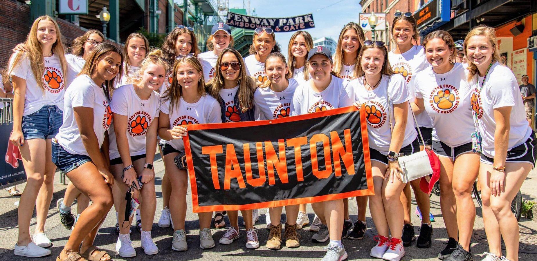 Taunton Lady Tigers