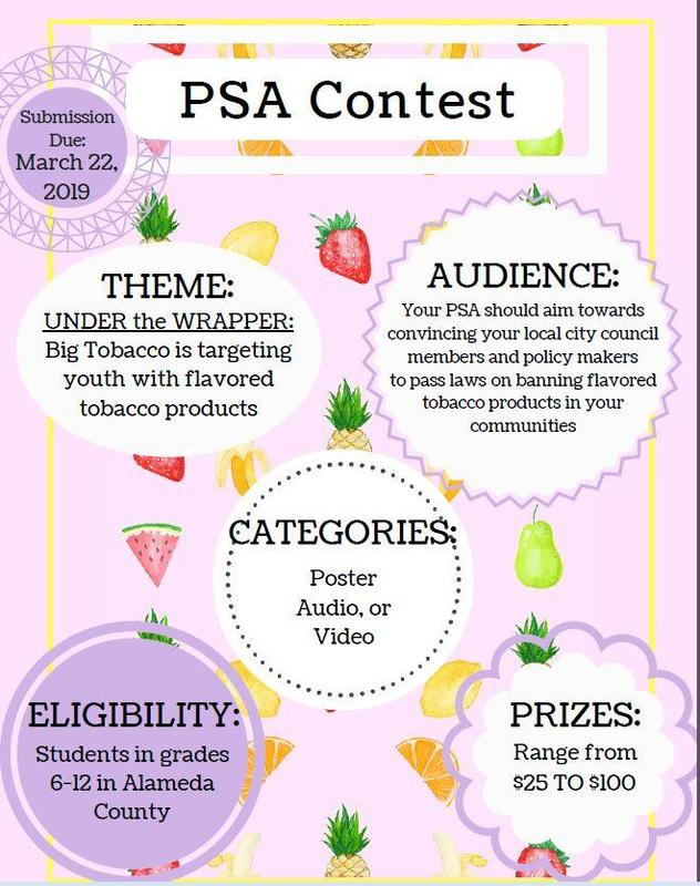 TUPE PSA Contest Featured Photo