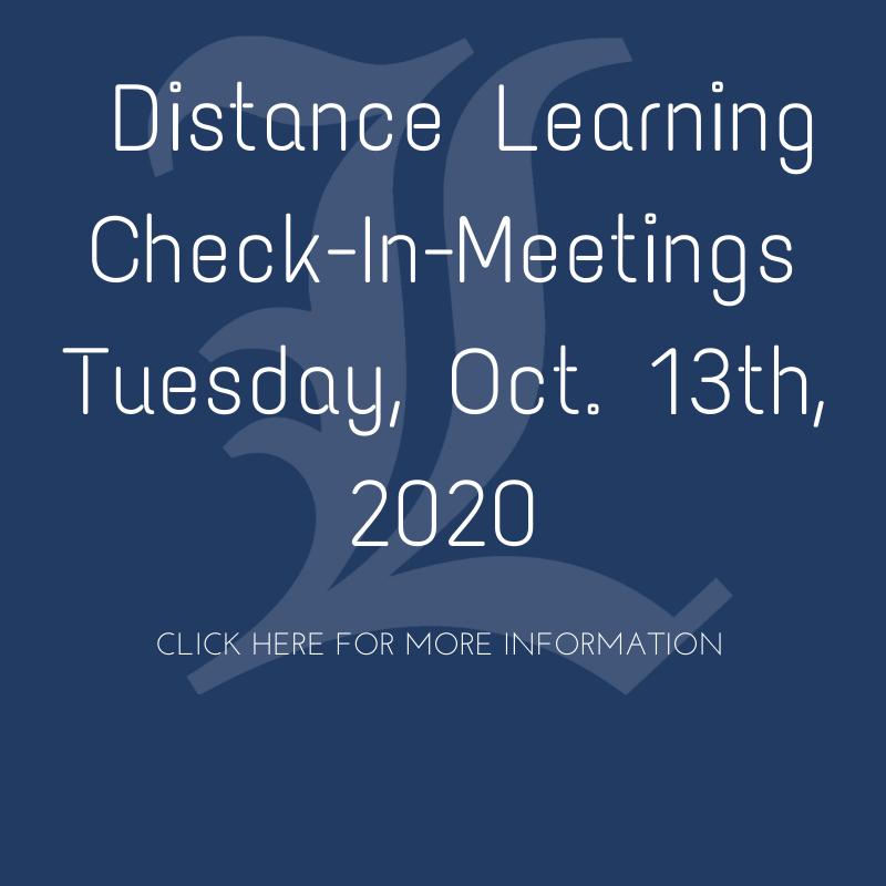 DL Check In Meetings