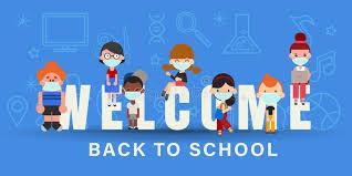 January 2021 - Back to School Schedule Thumbnail Image