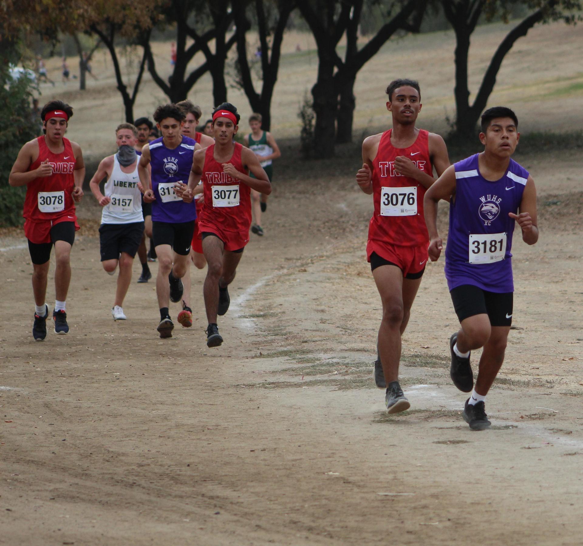Nicholas Martinez, Raymond Mendoza  racing at woodward park
