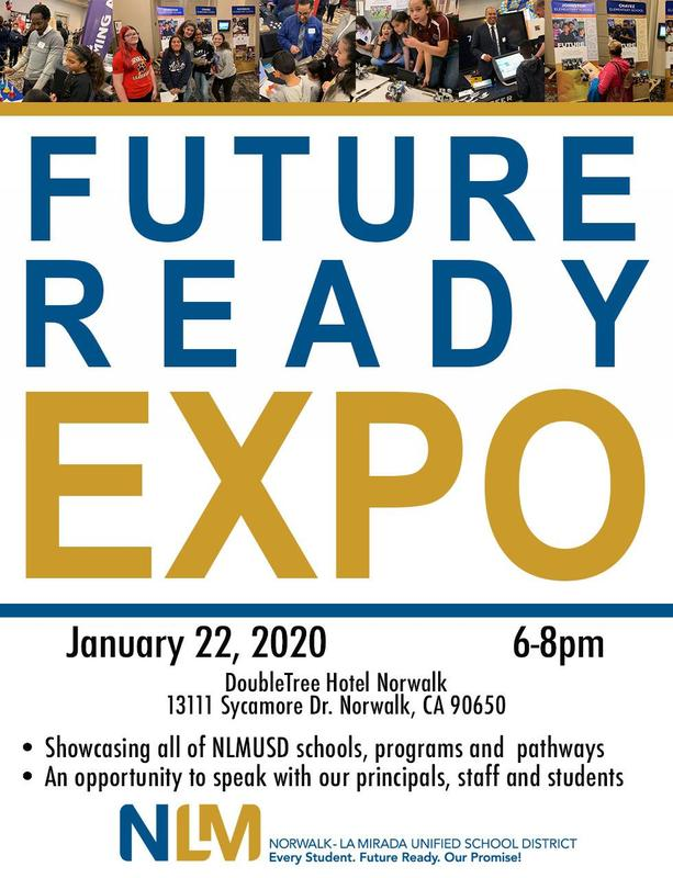Future Ready Expo 2020 Flyer