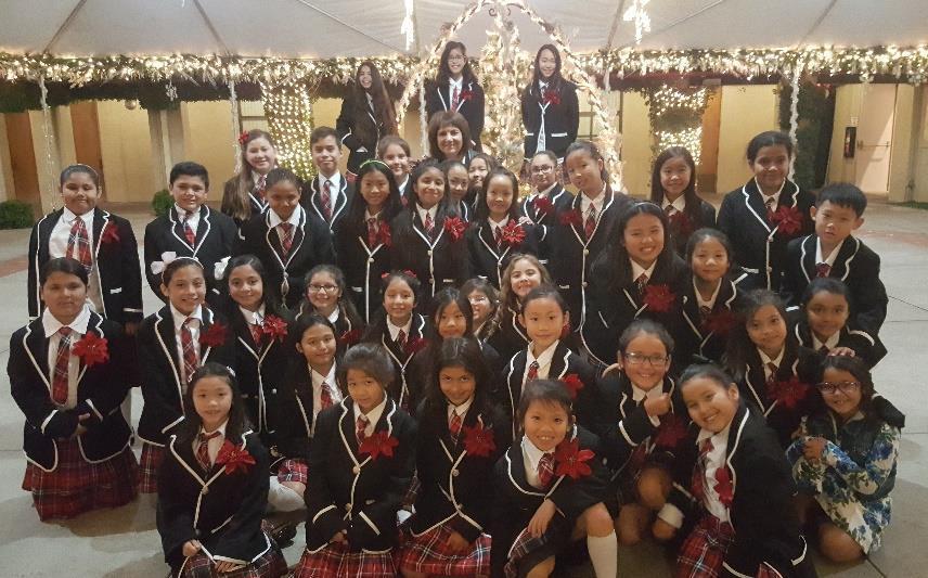 Garvey School District: Rhythmax student choir