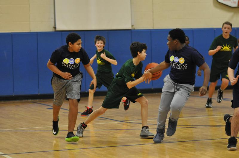 FSH Basketball Game vs United Friends School Featured Photo