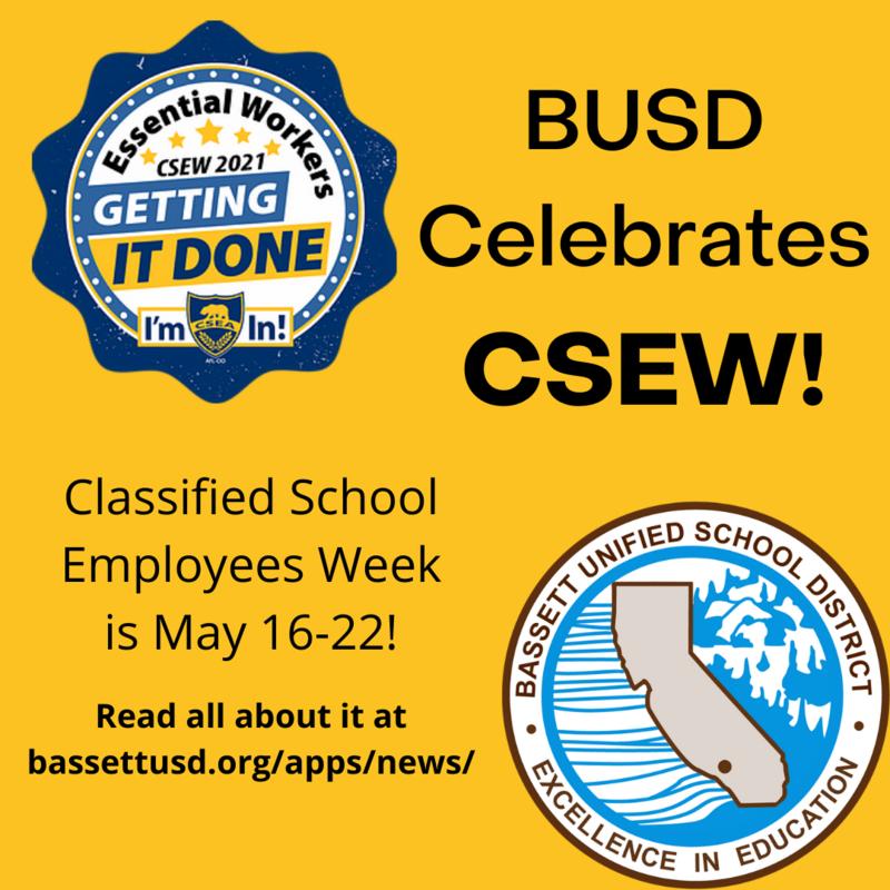 CSEW week