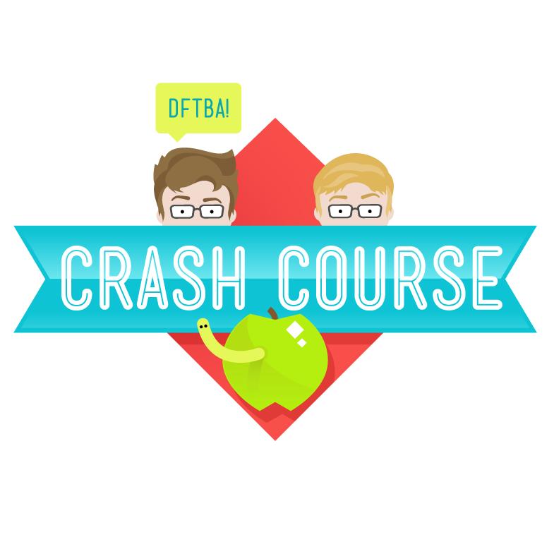 The Crash Course Logo