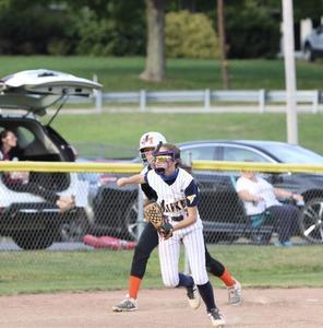 WAY TO GO, Middle School Softball!     💙💛 Thumbnail Image