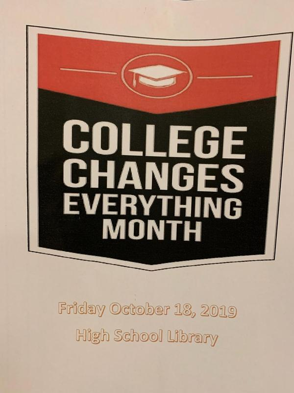 College Changes Everything Month pic