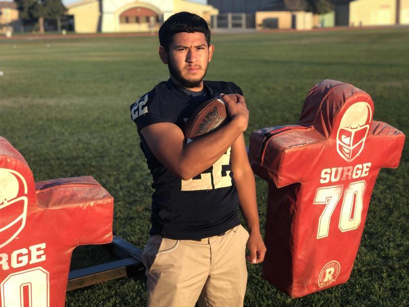 #BulldogSTRONG Student Spotlight: Iziah Coronado Thumbnail Image
