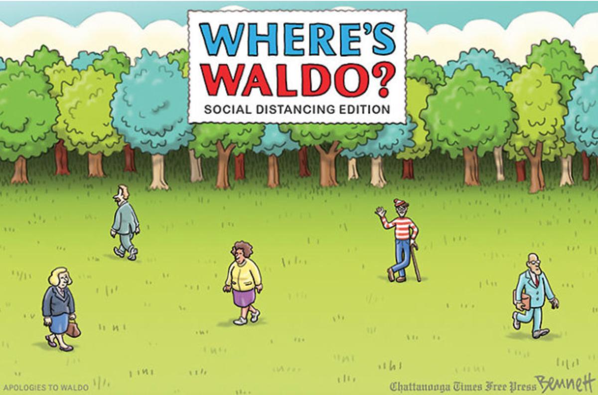 Waldo Social Distancing