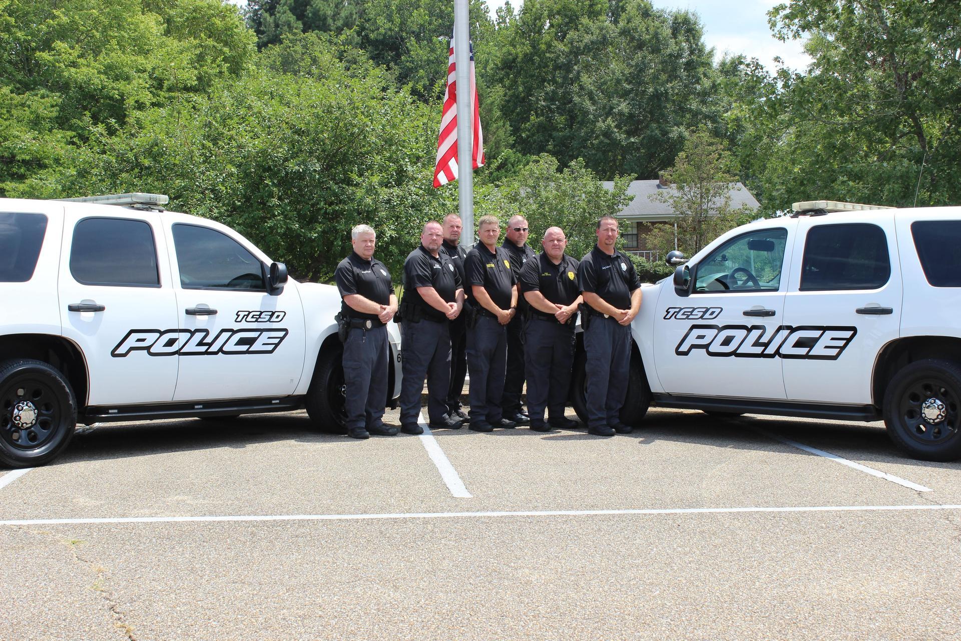 TCSD Resource Officer Team
