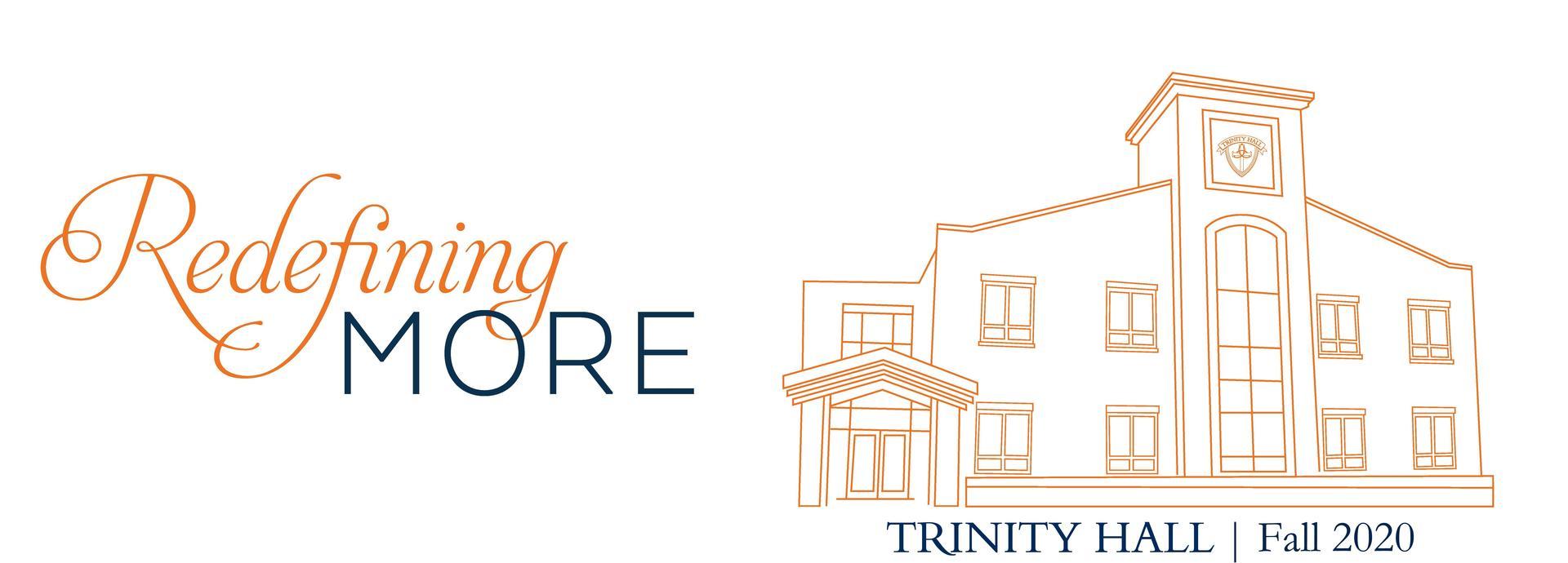 Redefining MORE logo horizontal