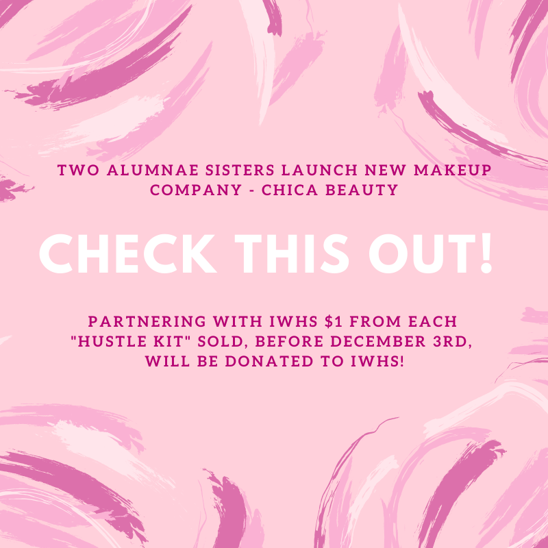 Check this out; two alumnae sisters launch new makeup company CHICA BEAUTY